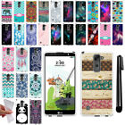 For LG Stylus 2 Plus Stylo 2 Plus MS550 K550 K530 TPU SILICONE Case Cover + Pen