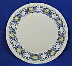 Cadiz by Villeroy Boch DINNER PLATE yellow blue Luxemborg yellow blue G60