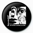 Discharge Hear Nothing Badge