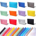 """MacBook Air 11"""" Inch Rubberized Cover Plastic Hard Shell Clip Protective Case"""