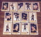 1986-87 OPC VANCOUVER CANUCKS Select from LIST NHL HOCKEY CARDS O-PEE-CHEE