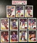 1987-88 OPC NEW YORK RANGERS Select from LIST NHL HOCKEY CARDS O-PEE-CHEE $2.09 CAD on eBay