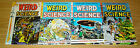 Weird Science #1-4 VF/NM complete series  wally wood  gladstone reprints 2 3 set