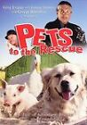 ~ PETS TO THE RESCUE ~ DVD 1999 GEORGE HAMILTON CHILDREN FAMILY BUY MORE SAVE A