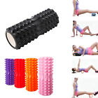 Foam Yoga Roller with Massage Acupressure Spine Exercise Core Therapy Roll Tool image