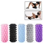 Gym Exercise Fitness Floating Point Yoga Foam Roller Trigger Deep Tissue Massage image