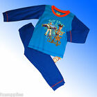 Boys Official Genuine Toy Story Woody Buzz Pyjamas Age 1 2 3 4 Years