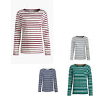 Seasalt Sailor Womens Striped Breton Shirt