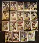 1984-85 OPC BOSTON BRUINS Select from LIST NHL HOCKEY CARDS O-PEE-CHEE $2.09 CAD on eBay