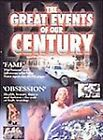 Great Events of Our Century - Fame/Obsession (DVD, 1999) WORLD SHIP AVAIL