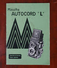 MINOLTA AUTOCORD L INSTRUCTION BOOK/171365