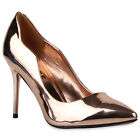DAMEN SCHUHE 116912 PUMPS BRONZE 36 NEW
