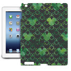 Mouse Ears Watercolor Green Slim Fit Case - fits iPad Samsung Galaxy Tab
