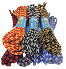ROUND ZIG ZAG SHOELACES 4mm wide - 130cm long - Several Colours - Free UK P&P!