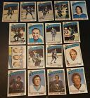 1976-77 OPC PITTSBURGH PENGUINS Select from LIST NHL HOCKEY CARDS O-PEE-CHEE
