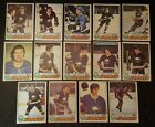 1977-78 OPC BUFFALO SABRES Select from LIST NHL HOCKEY CARDS O-PEE-CHEE $2.13 CAD on eBay