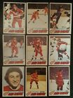 1977-78 OPC DETROIT RED WINGS Select from LIST NHL HOCKEY CARDS O-PEE-CHEE $2.13 CAD on eBay