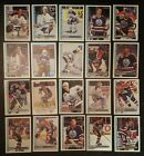 1992-93 OPC EDMONTON OILERS Select from LIST NHL HOCKEY CARDS O-PEE-CHEE