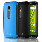 Fosmon 2in1 Screen Protector Guard Case Cover For Motorola DROID MAXX 2 / X Play