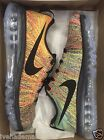 Wmns Nike Flyknit Air Max Black Multi-Color Womens 620659-005 6.5 7 10