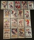 1992-93 OPC WASHINGTON CAPITALS Select from LIST NHL HOCKEY CARDS O-PEE-CHEE