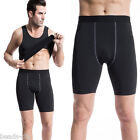 BD Men Stretch Quick Dry Short Pants Sport Fitness Running Gym Base Layer Shorts