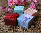 Wholesale Present Gift Boxes for Necklace Bracelet Jewelry Ring Earring Bowkno