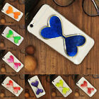New Dynamic Liquid Glitter Quicksand Clear Soft Phone Case Cover For iPhone JMHG
