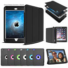 FOR ALL IPAD MODEL APPLE HEAVY DUTY TOUGH SMART SHOCKPROOF STAND HARD CASE COVER