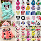Внешний вид - Toddler Kids Baby Girl Boys Mickey Minnie Mouse Hoodie Coat Jacket Outwear Tops