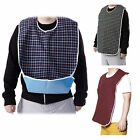 Adult Mealtime Bib Clothes Protector Disability Aid Clothing Wear Dining Apron