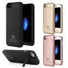 3200mAh External Battery Case Charger Charging Cover Back up For iPhone 7 4.7''