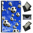 It's Raining Sports Universal Folio Leather Case For Samsung Tablets