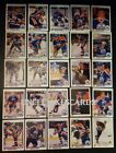 1990-91 UPPER DECK EDMONTON OILERS Select from LIST NHL HOCKEY CARDS