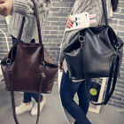 New Women Lady's Faux Leather PU Cross Body Shoulder Bag Tote Messenger Handbag