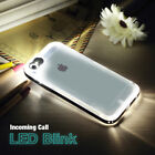 Shockproof LED Flash Light UP Remind Incoming Call Cover Case For iPhone 6/6s