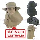 FULL NECK BACK FLAP COVER LEGIONNAIRE WORK FISHING GARDENING OUTBACK SUN HAT