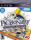 uDraw Pictionary: Ultimate Edition (Playstattion PS3) Free US Shipping