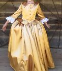 Hamilton Schuyler Sisters Modest Halloween Costume ~Peggy~ Child Size 4 to 14