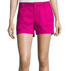 Stylus Twill Cotton Shorts Rock N Rose Size 16 New