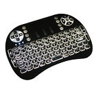 i8+ Wireless 2.4Ghz Keyboard Mouse Remote Backlit For Raspberry Pi PC Android