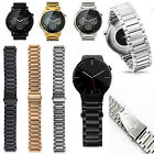 18mm Quick-Release Stainless Steel Watchband Band Strap For Smart Watch HOT
