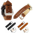 Vintage Genuine Leather Band Strap for Apple Smart Watch
