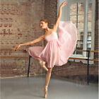 IN STOCK Capezio Adult Camisole Empire Lyrical Dress Dance Costume 5 Colours