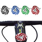 """Bike Bicycle Cycling 1-1/8"""" MTB Aluminum Stem Top Cap Cover Headset With Screw"""