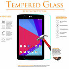 Premium Tablet Tempered Glass Screen Protector for LG G Pad 7 F 8.0 X8 X8.3X10.1