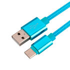 1M USB-C USB 3.1 Type C Data Fast Charge Charging Cable for ZTE Zmax Pro Z981