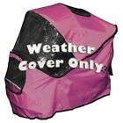 Weather Cover for SpecialEdition Pet Stroller
