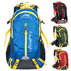 Hot 40L Sports Backpack Camping Waterproof Day Pack Climbing Trekking Rucksack