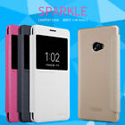 Nillkin PU Leather Flip Smart lightweight Cover Case For Xiaomi Mi Note 2